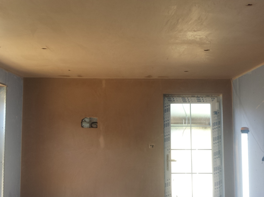 Plastered Walls & Ceiling in Newport Gwent
