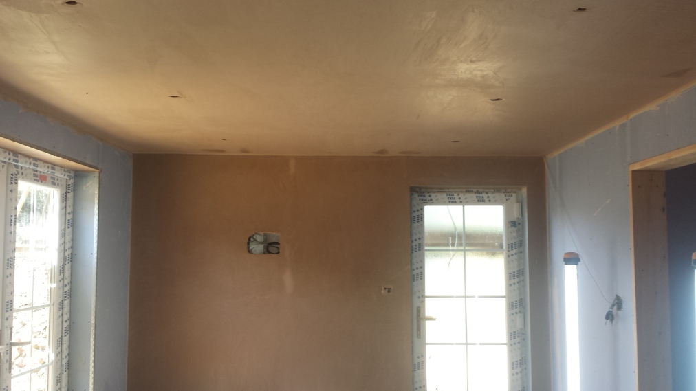 Plastered Walls & Ceiling Newport