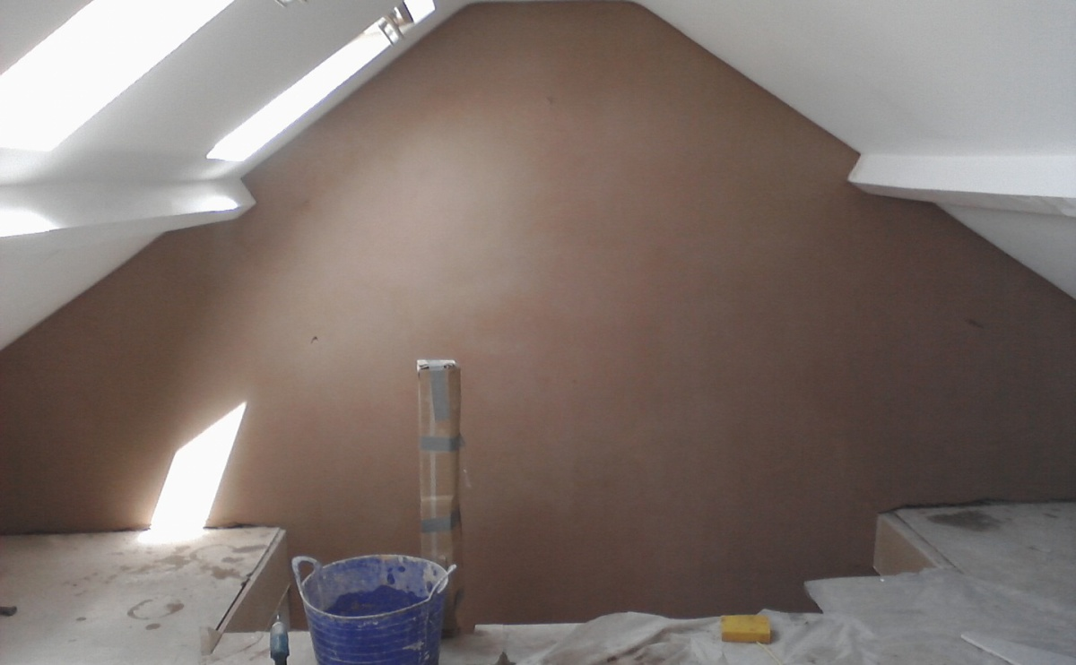 Barry Plasterer, Rendering