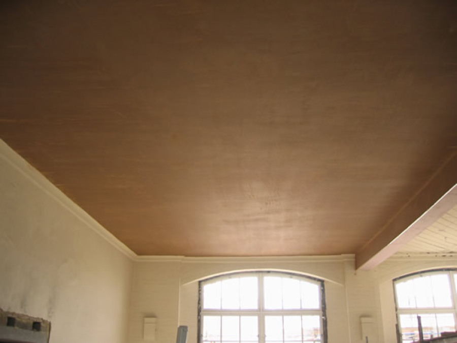 Newport Plastered Ceiling