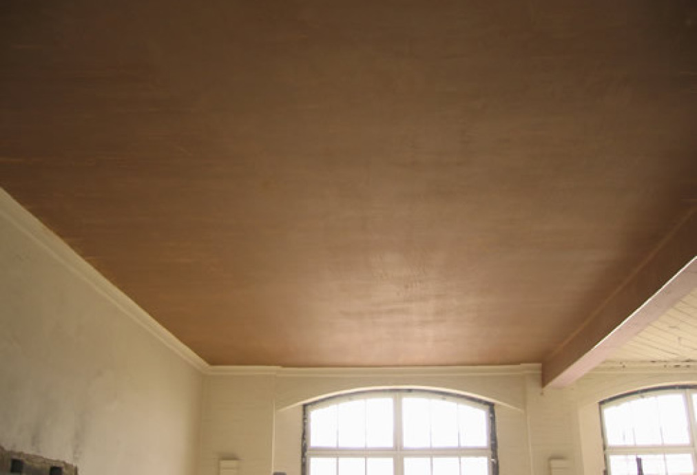 Newport Plastered Ceiling